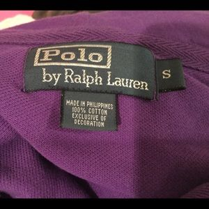 Polo by Ralph Lauren Shirts - Polo Full ZIP Knit Hooded Top - Small